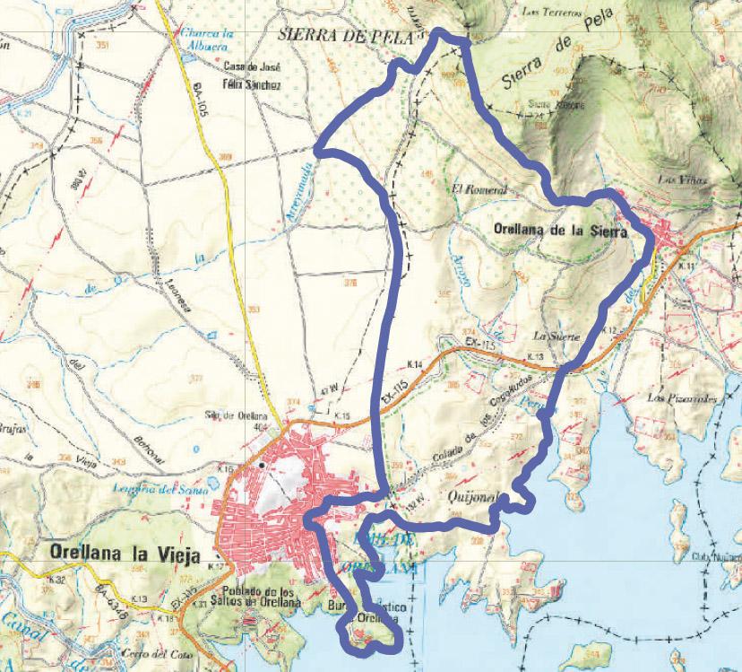 mapa-sendero-azul